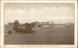 Lederle Antitoxin Laboratories