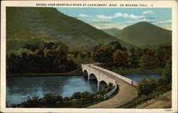Bridge over Deerfield River on Mohawk Trail