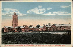 Perkins Institution and Massachusetts School for the Blind