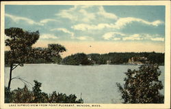 Lake Nipmuc - View from Point Pleasant