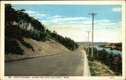 State Highway, along the Cape Cod Canal