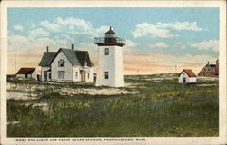 Wood End Light and Coast Guard Station