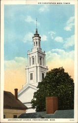 Sir Christopher Wren Tower, Universalist Church