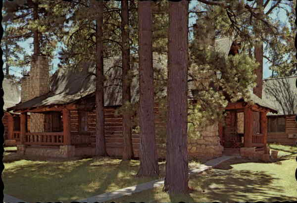 Cabin accommodations bryce canyon national park for Bryce canyon cabine occidentali