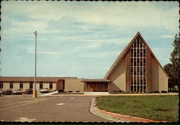 main chapel vandenberg air force base california