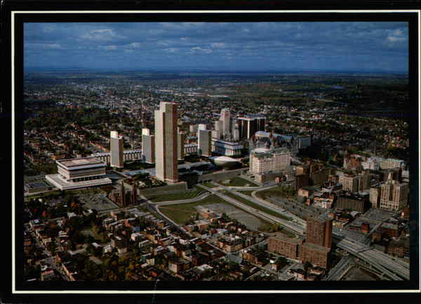 Empire State Plaza Albany New York