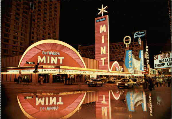 Mint Hotel & Casino Las Vegas Nevada