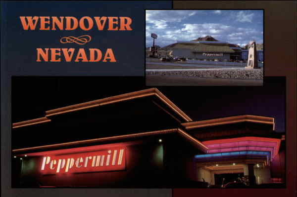Peppermill Wendover Nevada Charles D. Thomas