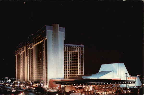 MGM Grand Hotel Las Vegas Nevada