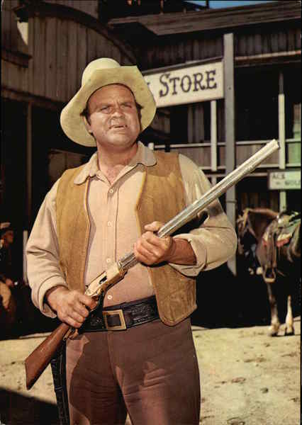 Bonanza; Hoss Movie and Television Advertising