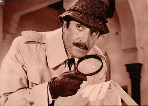 Peter Sellers as Chief Inspector Clouseau Actors
