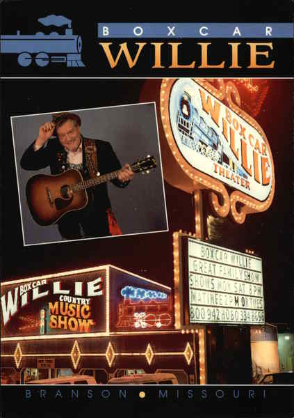 BoxCar Willie Theater, Museum and Motel Branson Missouri