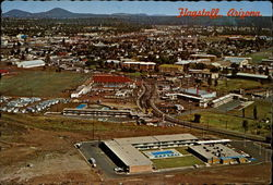Aerial View of Flagstaff