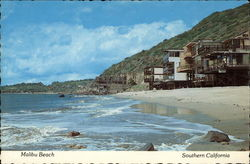 Malibu Beach - Southern California