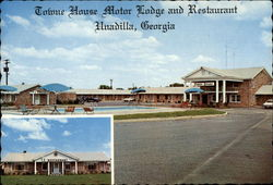 Towne House Motor Lodge and Restaurant