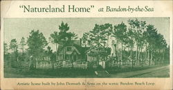 Natureland Home Postcard