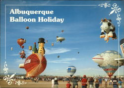 Albuquerque Balloon Holiday