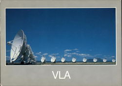 The Very Large Array Radiotelescope Observatory