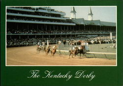 The Kentucky Derby - Churchill Downs