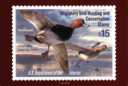 Migratory Bird Hunting and Conservation Stamp