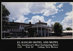 El Rancho Hotel and Motel
