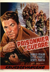 Prisonnier of Guerre, Starring Ronald Reagan