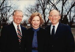 President and Mrs. Jimmy Carter Postcard