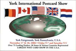 York International Postcard Show