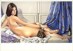 Plenti-Grand Odalisque by Mel Ramos, 1965