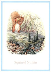Squirrel Nutkin by Beatrix Potter