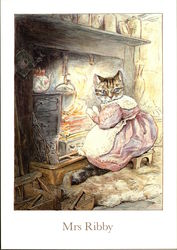 Mrs. Ribby by Beatrix Potter