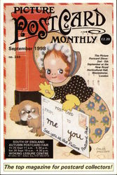 Picture Postcard Monthly Magazine