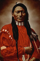 Red-Armed Panther - A Cheyenne Scout