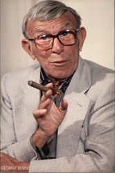 George Burns, 1980