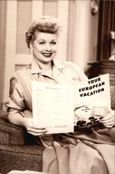 "I Love Lucy ""The Passport"""