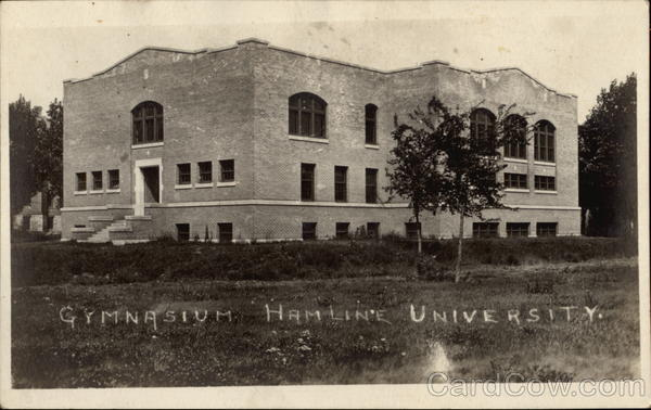 Gymnasium - Hamline University St. Paul Minnesota