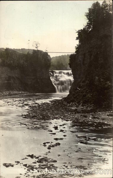 Middle Falls, Letchworth Park New York