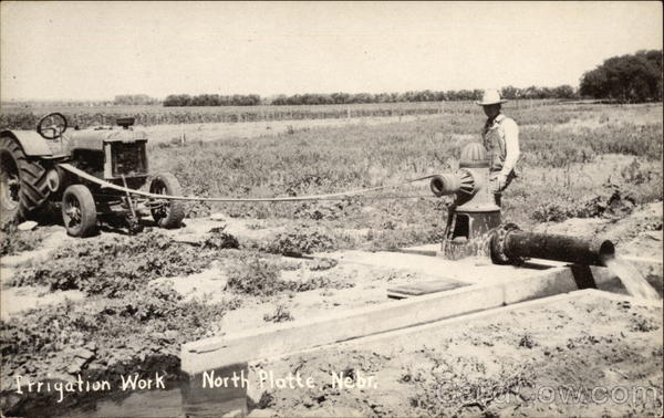 Irrigation Work North Platte Nebraska