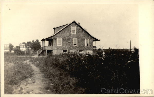 Mrs. Carmen's House, July 16, 1922 Long Island Woodside New York