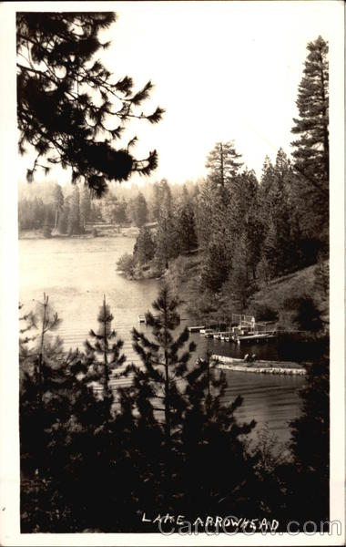 Lake Arrowhead San Bernardino California