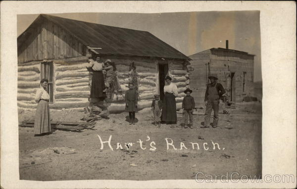 Hart's Ranch - Frontier Home Cowboy Western