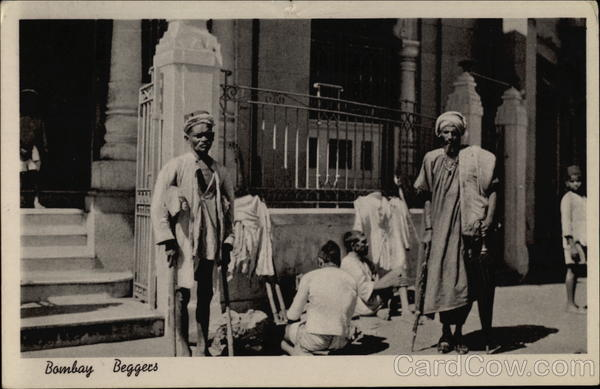 Bombay Beggars India