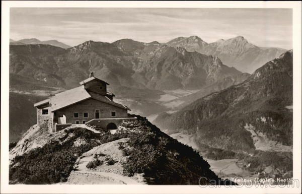 Teehaus (Eagle's Nest) Berchtesgaden Germany