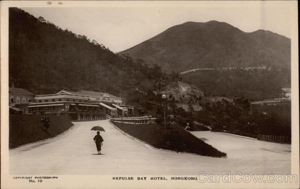 Repulse bay Hotel Hong Kong China