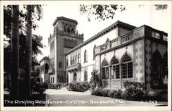 The Ringling Residence - Ca'D'Zan