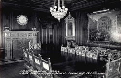 State Dining Room at John Ringling Residence