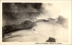 Crater of Kilauea