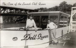 The Crew of the Launch Dell Queen