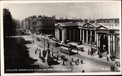 College Green and Bank of Ireland
