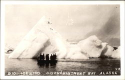 Big Iceberg - Disenchantment Bay